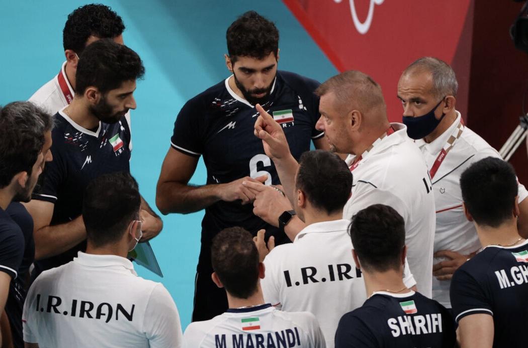 صورتحساب سنگین روسی برای حراج آبروی والیبال ایران در توکیو