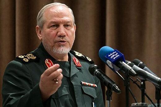 توصیه مشاور نظامی رهبر انقلاب خطاب به رئیسی