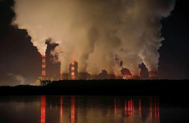 پنج درصد نیروگاهها عامل 70 درصد آلایندگی جهانی!