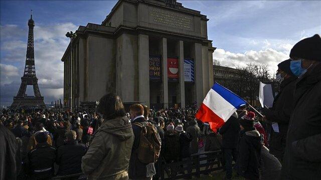 رشد اقتصادی فرانسه مثبت شد