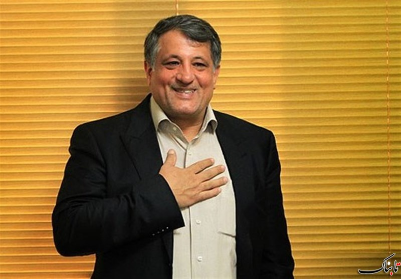 خودروی شاسی بلند محسن هاشمی در آخرین جلسه شورای شهر