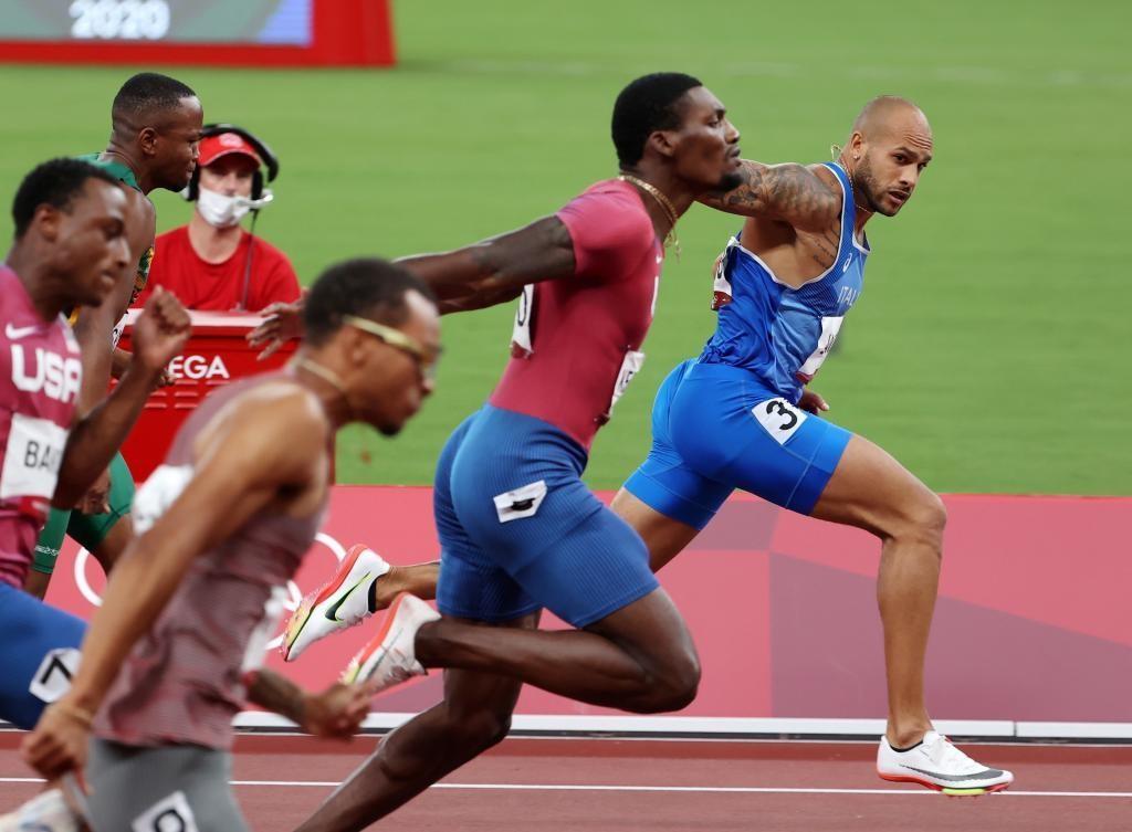 قهرمان دوی ۱۰۰ متر المپیک توکیو دوپینگی است؟