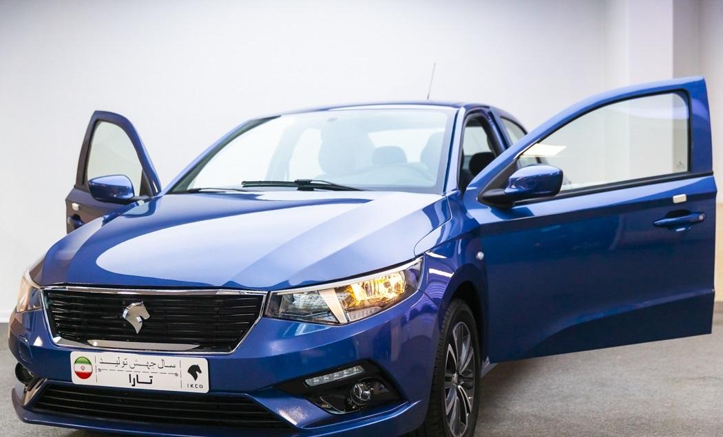 تولید خودروی تارا اتفاق مبارکی است/ مردم از خرید خودروی داخلی با کیفیت داخلی استقبال می کنند