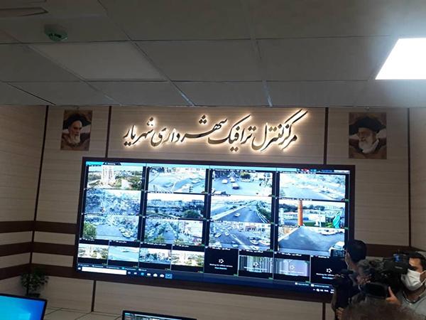 افتتاح 3 پروژه عمرانی در شهریار با حضور فرماندار/ استفاده از خدمات الکترونیکی خطاهای دستی را به صفر رساند