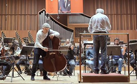 دیورتیمنتو کنسرتانته برای دبل باس و ارکستر