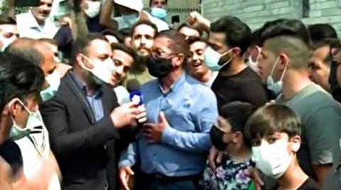 شادی مردم شیراز از پیروی محمدرضا گرایی