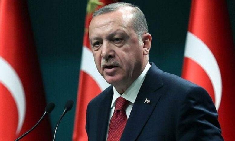 اردوغان: آتش سوزی جنگلها تهدیدی بین المللی است