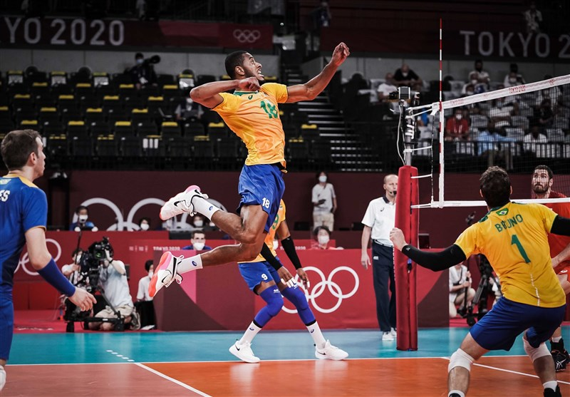 المپیک توکیو: روسیه در فینال والیبال ، آمریکا فینالیست بسکتبال