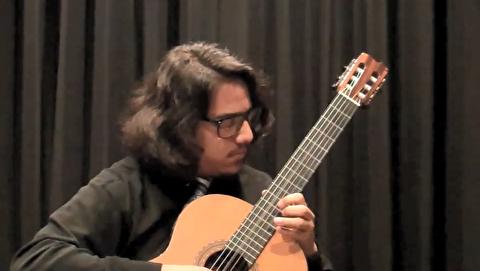 سولو گیتار ؛ اریک بارینتوس