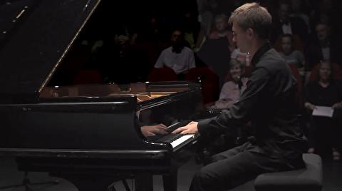 اجرای ناتورانو برای کوارتت زهی با پیانو