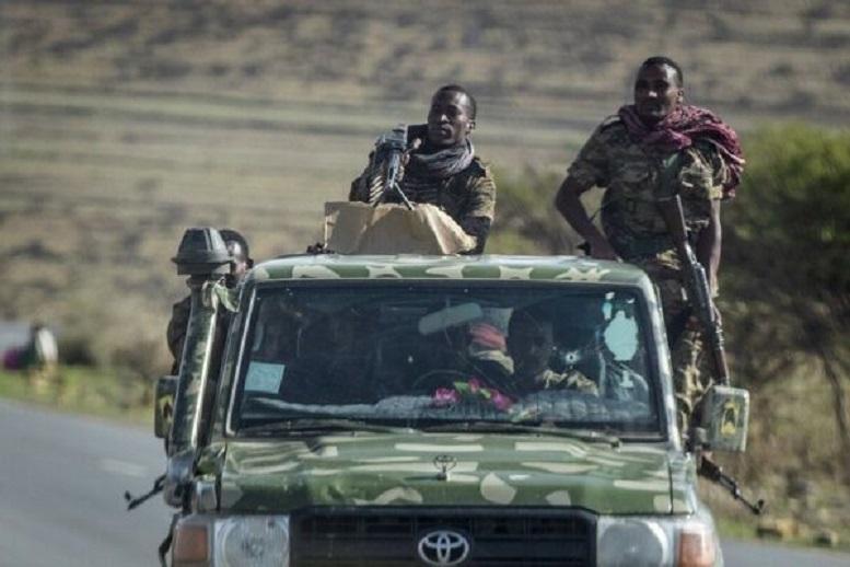 حملات مرگبار در اردوگاه آوارگان در اتیوپی