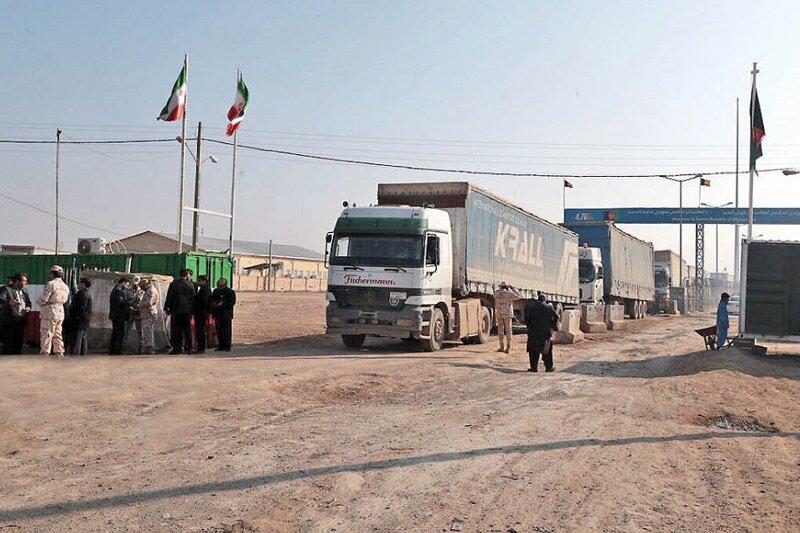 ضربه طالبان به صادرات ایران
