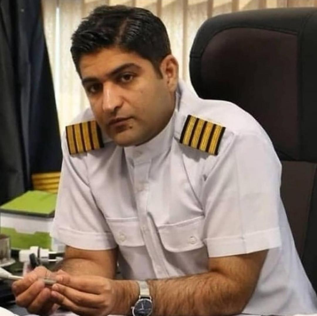 چند توصیه کاپیتان دانشپور کارآفرین جوان هوانوردی