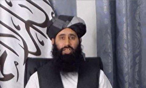 مواضع سخنگوی طالبان در تلویزیون ایران