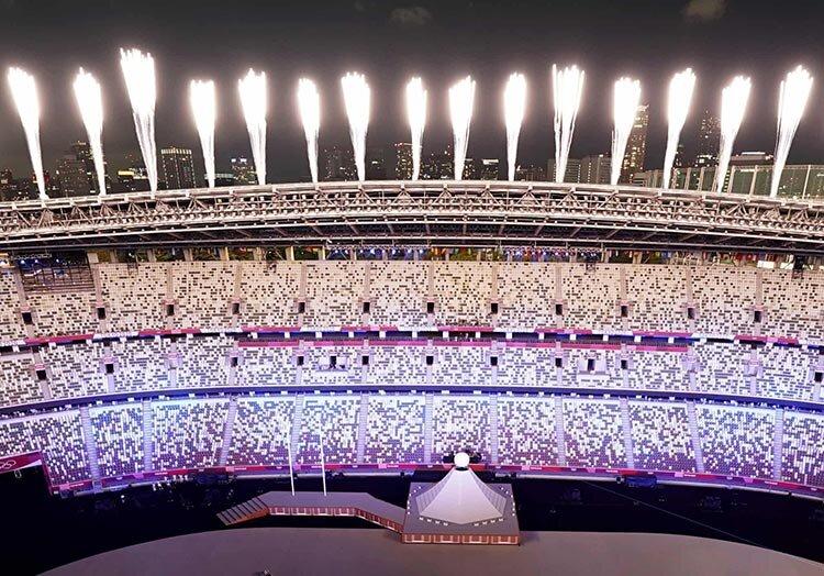 المپیک توکیو؛ ضعیفترین افتتاحیه در ۳۰ سال گذشته