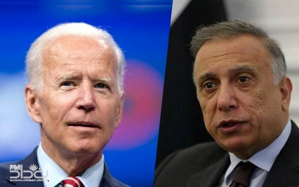 توافق بایدن و الکاظمی برای خروج نیروهای عملیاتی آمریکا از عراق تا پایان 2021