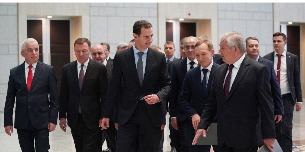 اسد: در تلاش برای بازگشت آوارگان سوری هستیم