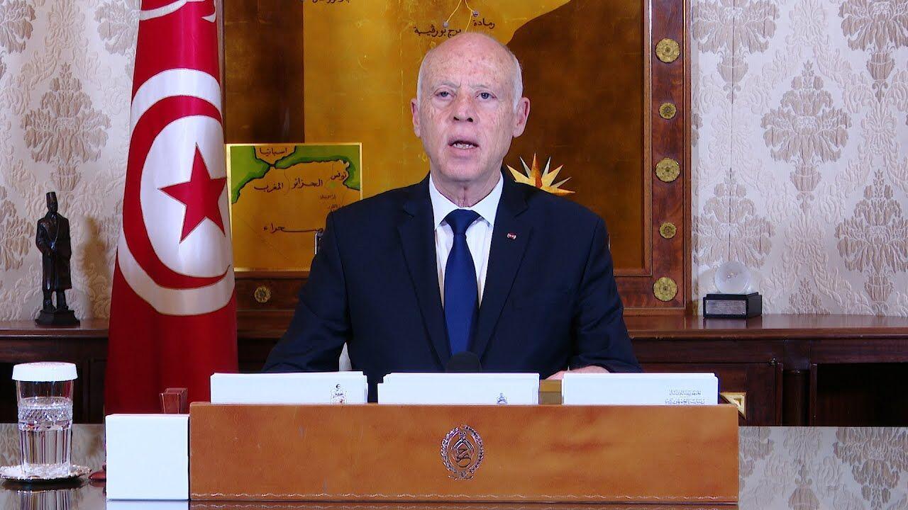 حکومت نظامی در تونس