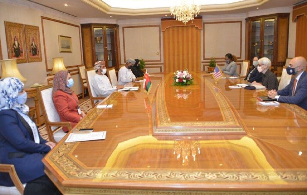 مذاکرات عمان و آمریکا درباره مسائل منطقه