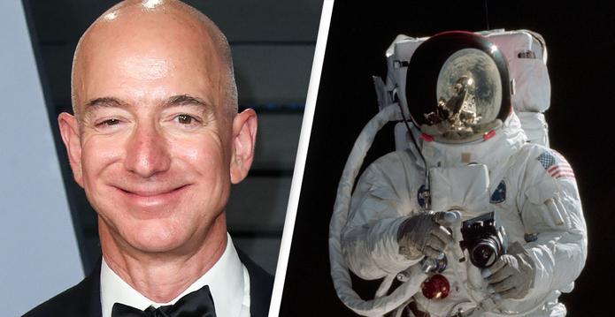 پیشنهاد جف بزوس به ناسا چه بود؟