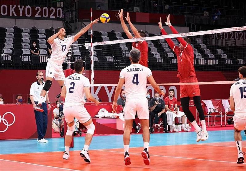 شکست کمرشکن والیبال ایران در المپیک مقابل کانادا / تقدیم ۲۱ امتیاز اشتباه و تسلیم مقابل هوگ!