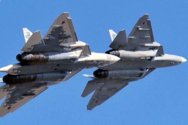 روسیه نوع جدیدی از جنگنده سوخو-۵۷ را میسازد