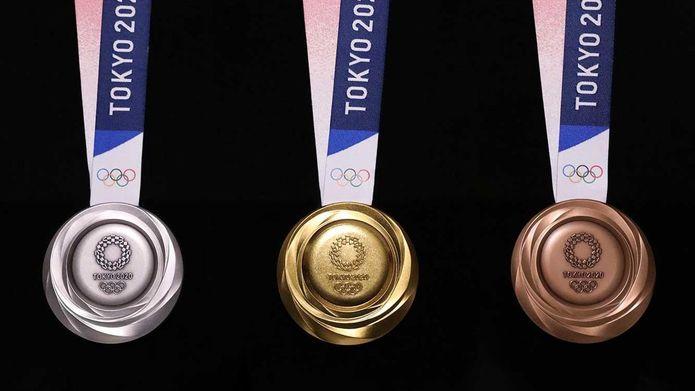 مدال های المپیک2021 توکیو چگونه ساخته شده؟
