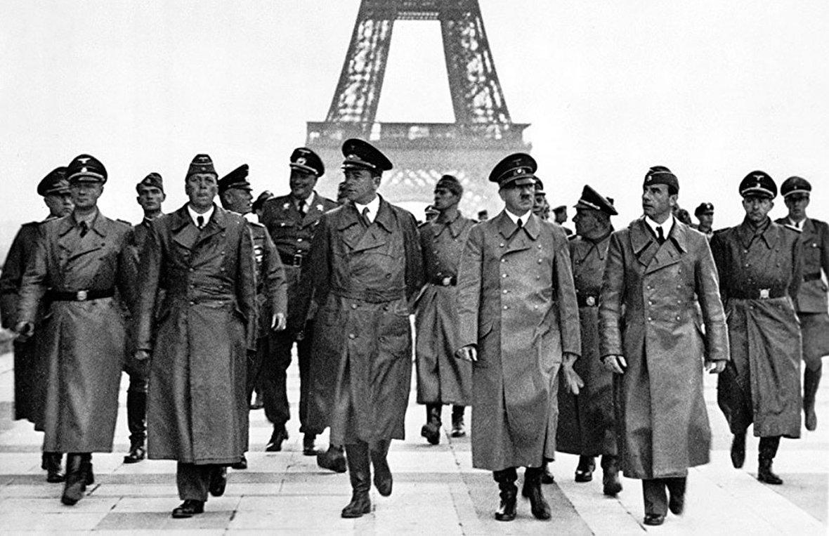چرا رئیس جمهورهای آمریکا به جنگ علاقه دارند؟ / مرگبارترین مرز در جهان کجاست؟ / اهمیت استراتژیک دریای خزر چیست؟ / تصاویر مخفیانه از پاریس تحت اشغال آلمان / جنگ شش روزه 1967 به روایت تصویر