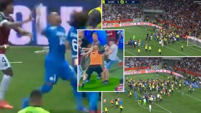 اتفاق اعجابآور دیشب در لیگ فوتبال فرانسه
