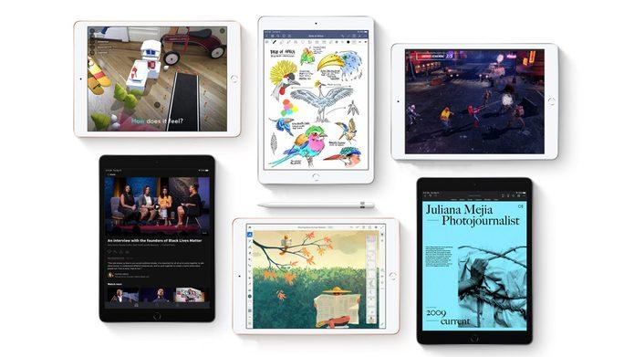 منتظران iPad 9 به گوش باشند