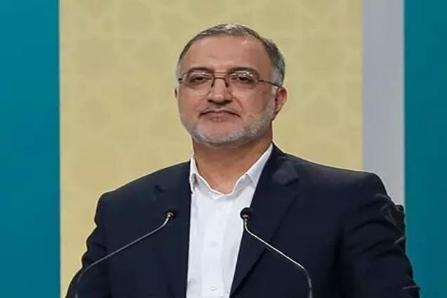 با تایید وزیر کشور، «علیرضا زاکانی» رسما شهردار تهران شد + متن و تصویر حکم