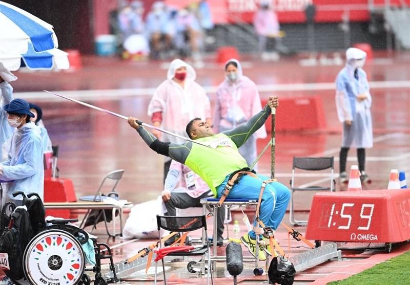 طلای دهم ایران در پارالمپیک با رکوردشکنی ۲متری امیری