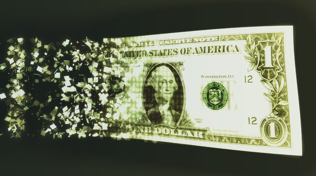 دلار باز هم عقب رفت