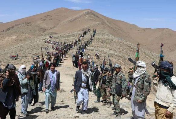 کشته شدن ۴۵۰ تن از نیروهای طالبان در درگیری با جبهه مقاومت پنجشیر/ حمله  جنگندههای ترکیه به شمال عراق/ سفر رییس پنتاگون به چهار کشور حوزه خلیج  فارس/ تحریم چهار شخص ایرانی