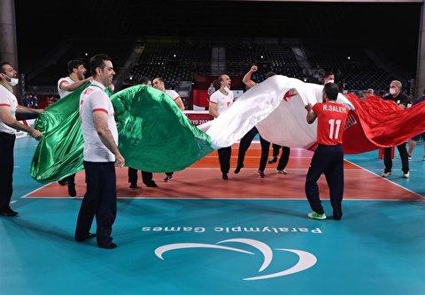 همه افتخارآفرینان ایران در پارالمپیک 2020