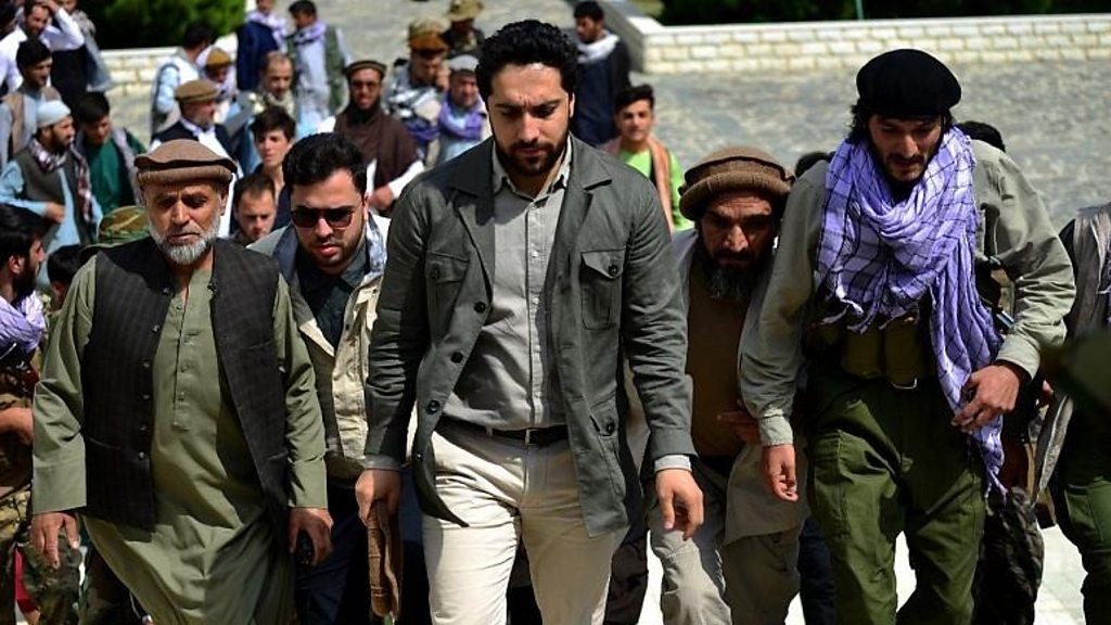 جنگ رسانه ای طالبان و جبهه مقاومت پنجشیر بر سر تصرف این استان/زنان افغانستان به خیابان ها آمدند