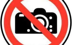 کجا و در چه شرایطی عکسبرداری از مدارک ممنوع است؟