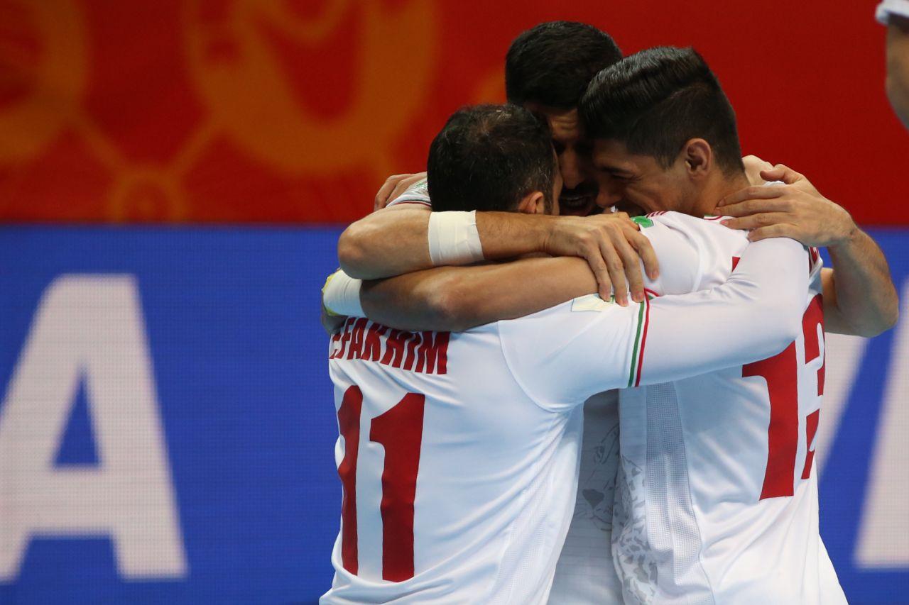 پیروزی بزرگ تیم ملی در آغاز جامجهانی فوتسال