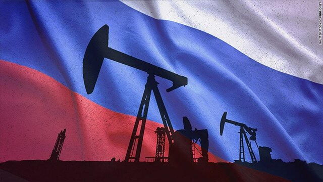 قیمت نفت روسیه کاهش یافت