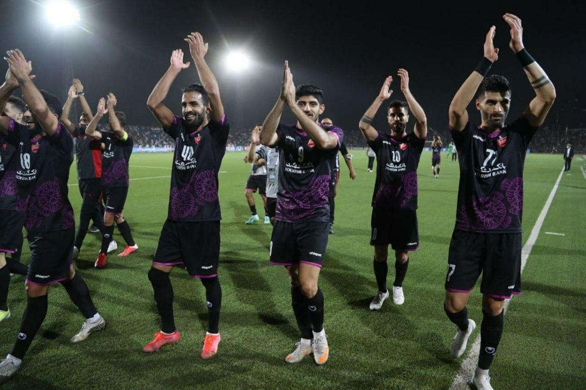 پرسپولیس صدرنشینی تیمهای ایرانی درآسیا را هم از سپاهان گرفت