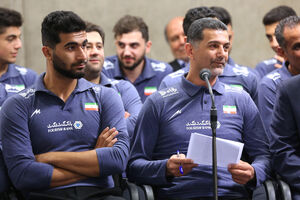 سلام به چهرهی جدید والیبال ایران