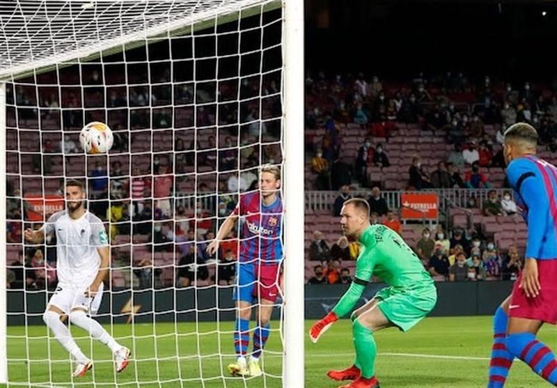 بارسلونا دقیقه ۹۰ در نوکمپ مساوی گرفت!