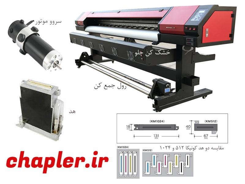 نکات مهم در خرید دستگاه چاپ بنر و دستگاه چاپ پارچه