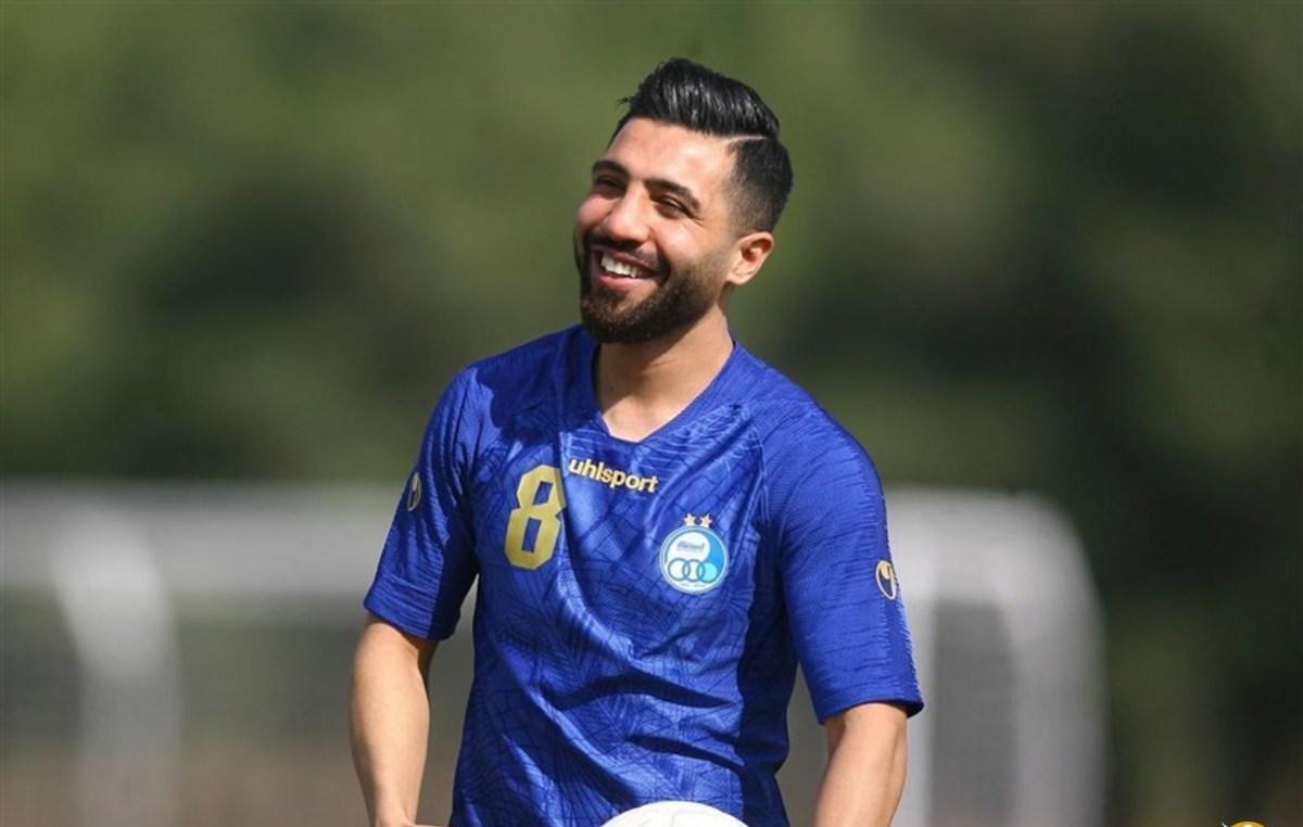 فرشید اسماعیلی در آستانه انتقال به تیم اماراتی