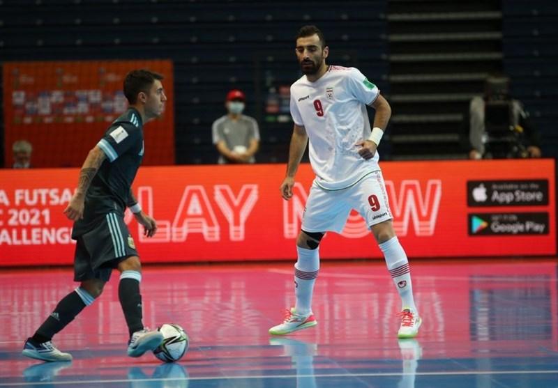 یک مصدوم دیگر روی دست تیم ملی فوتسال ایران