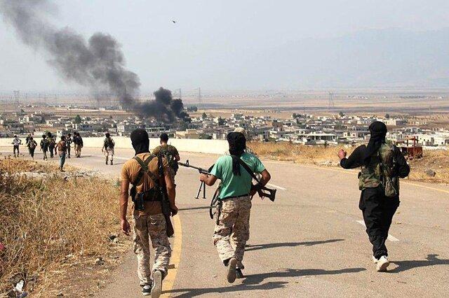 حمله پهپادی ارتش سوریه به مواضع «جبههالنصره»