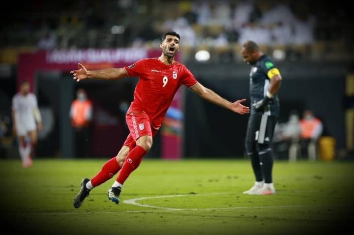 امارات صفر - ایران یک | پس گرفتن صدر با کمک VAR