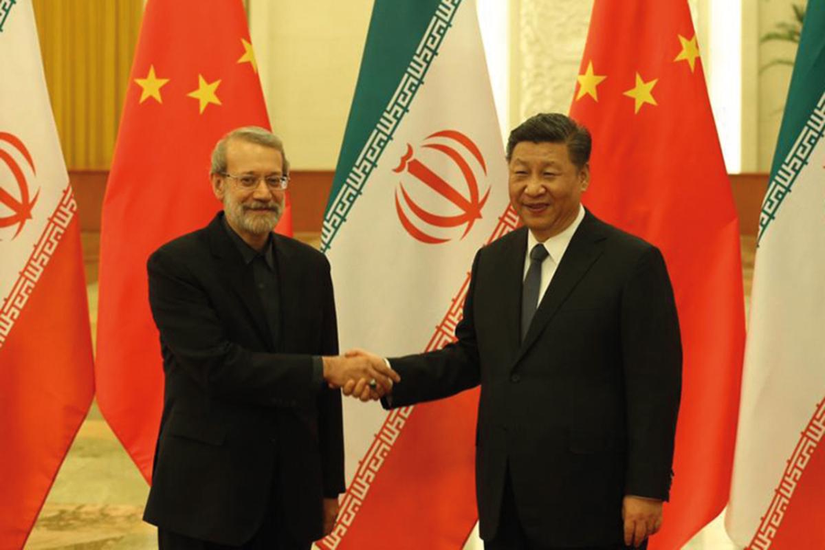 علی لاریجانی استعفا داده است؟