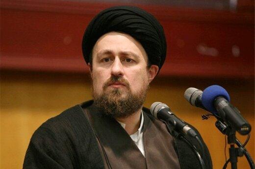 رونمایی سید حسن خمینی از یک نامه مهم امام