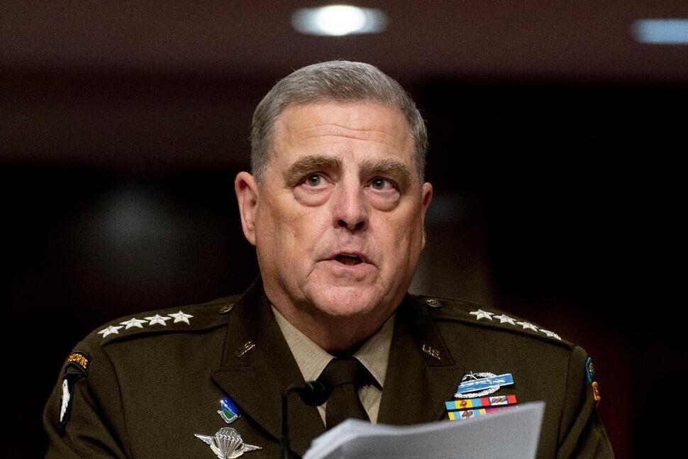 رییس ستاد ارتش آمریکا خواستار مذاکره با روسیه شد